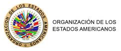 Logo Organización de estados americanos