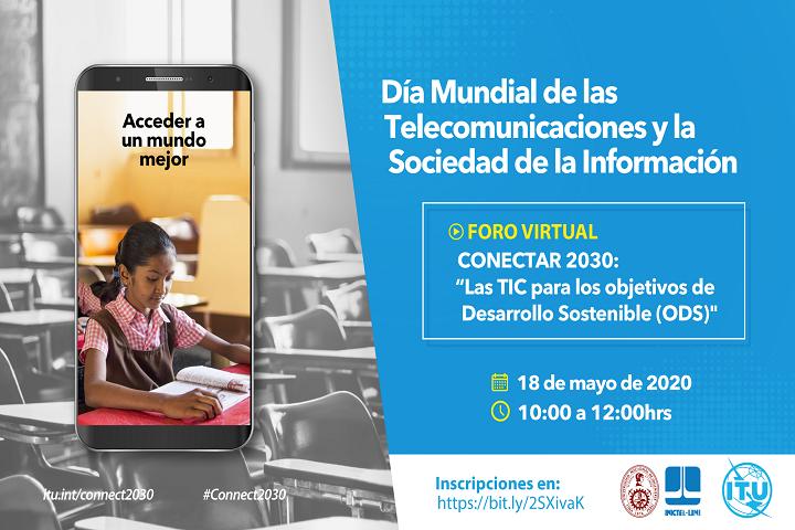 El INICTEL-UNI organiza el Día Mundial de las Telecomunicaciones y la Sociedad de la Información