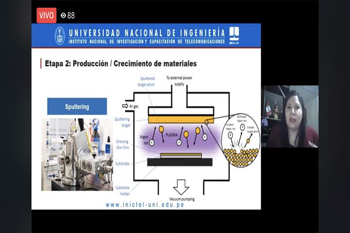 Investigadores y docentes del INICTEL-UNI participaron de ciclo de videoconferencias gratuitas