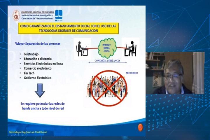 Desarrollo de las Redes Ópticas en el contexto del Coronavirus
