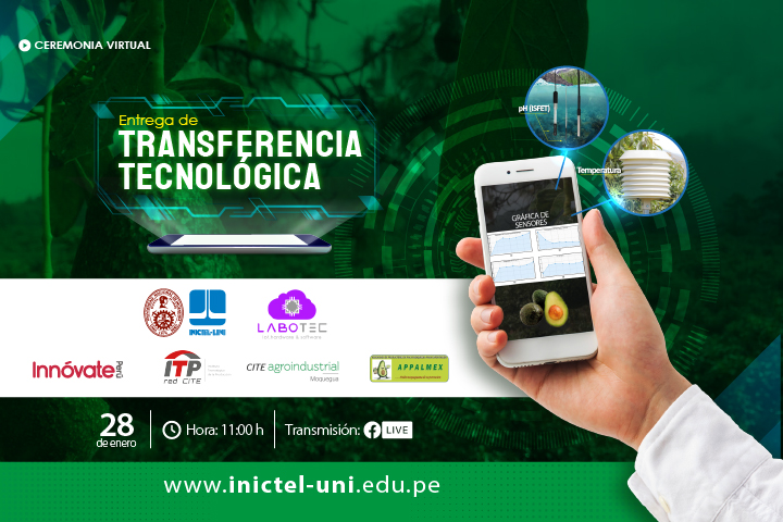 Transferencia INICTEL-UNI Y Labotec